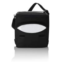 Foldable cooler bag