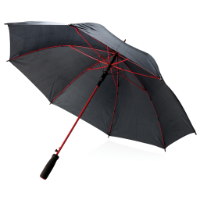 """Coloured 23"""" fibreglass umbrella"""