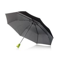 """21,5"""" Brolly 2 in 1 auto open/close umbrella, green"""