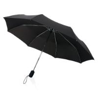 """Swiss peak Traveller 21"""" automatic umbrella"""