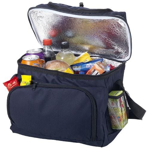 Gothenburg cooler bag in navy
