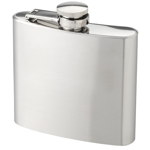 Tennessee 150 ml hip flask in silver
