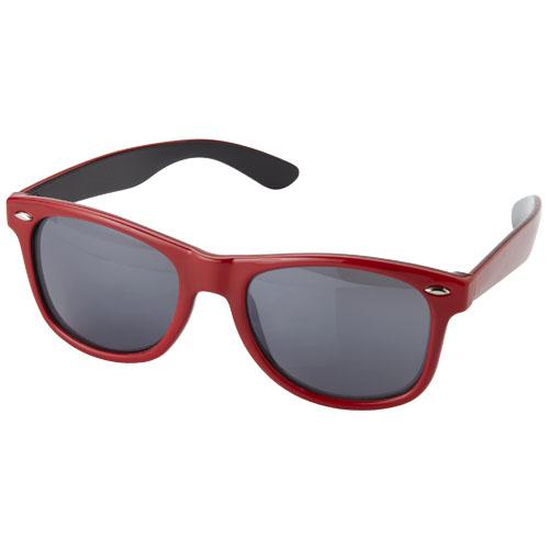 Crockett sunglasses in red
