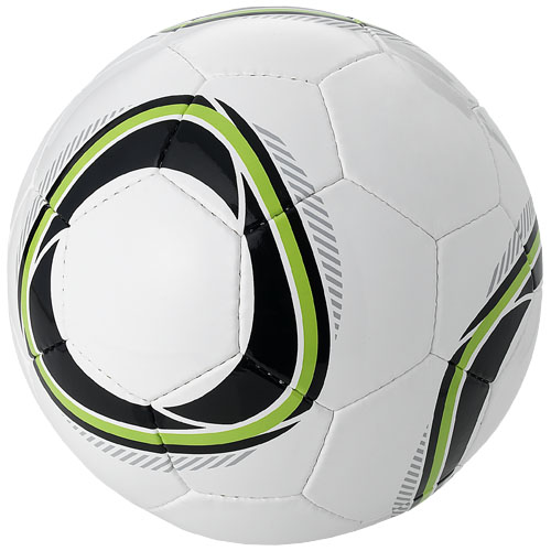 Hunter size 4 football in white-solid-and-black-solid
