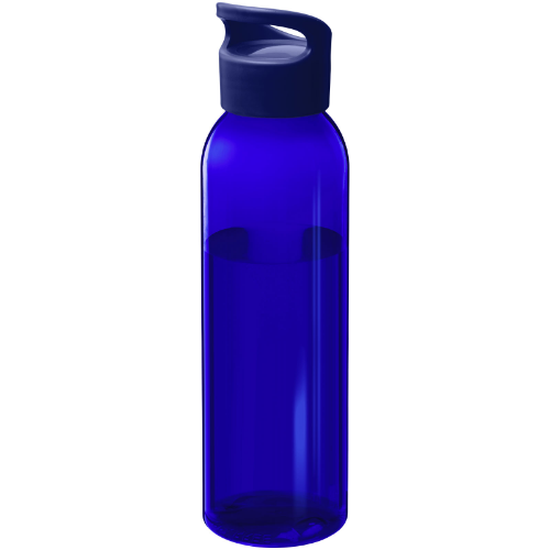 Sky 650 ml Tritan? sport bottle in transparent-and-white-solid