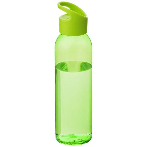 650 ml Tritan sport bottle in green