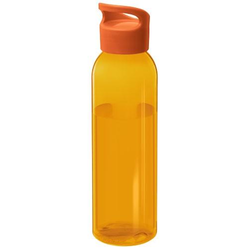 650 ml Tritan sport bottle in orange