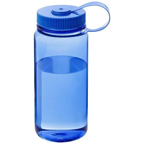 Hardy 650 ml sport bottle in transparent-blue