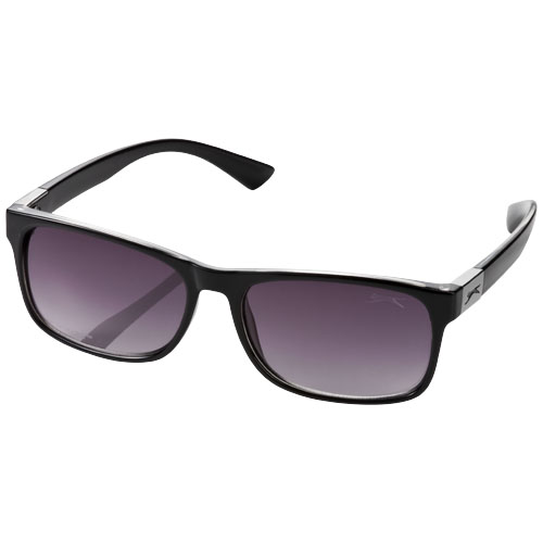 Newtown sunglasses in black-solid
