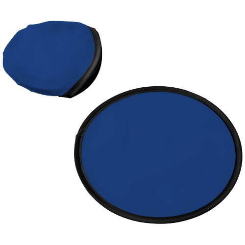 Florida frisbee with pouch in blue