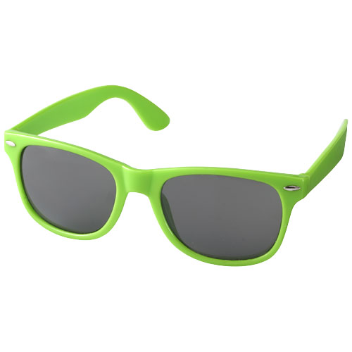 Sun Ray sunglasses in lime