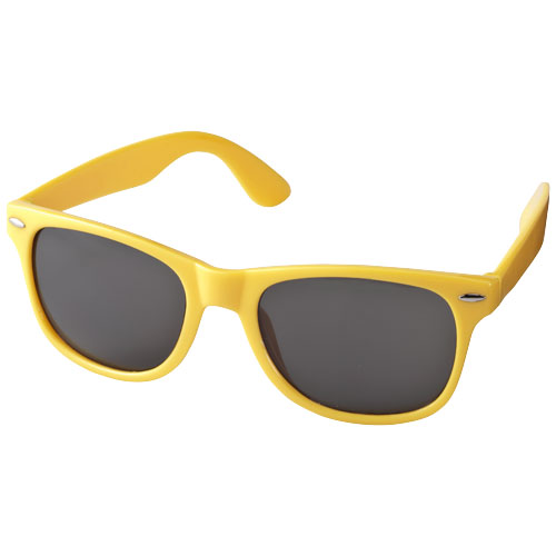 Sun Ray sunglasses in yellow