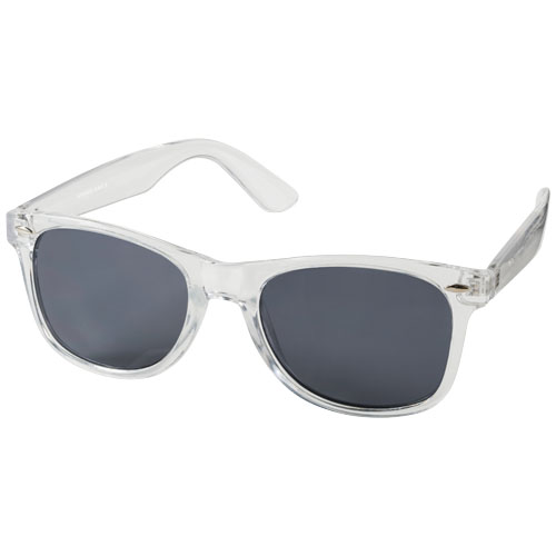 Sun Ray sunglasses with crystal frame in transparent-clear