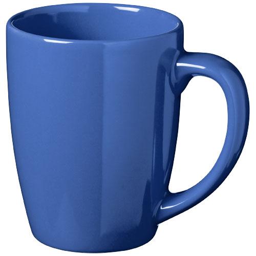 Medellin 350 ml ceramic mug in blue