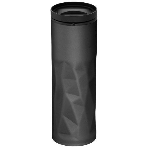 Torino 450 ml foam insulated tumbler in black-solid