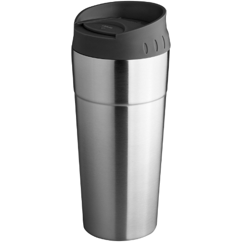 Zissou 500 ml insulated tumbler in silver