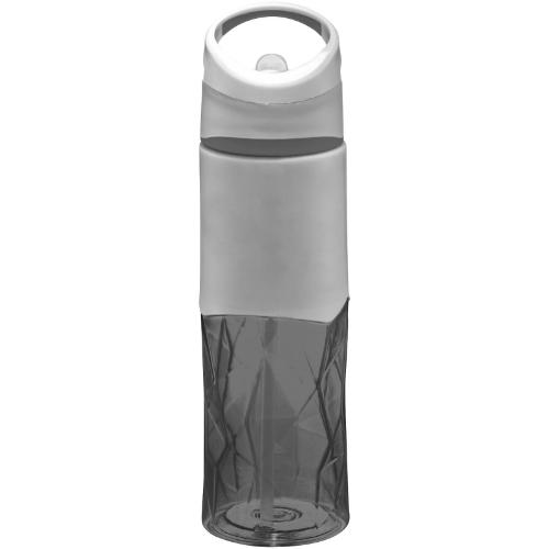 Radius 830 ml Tritan? geometric sport bottle in transparent-clear