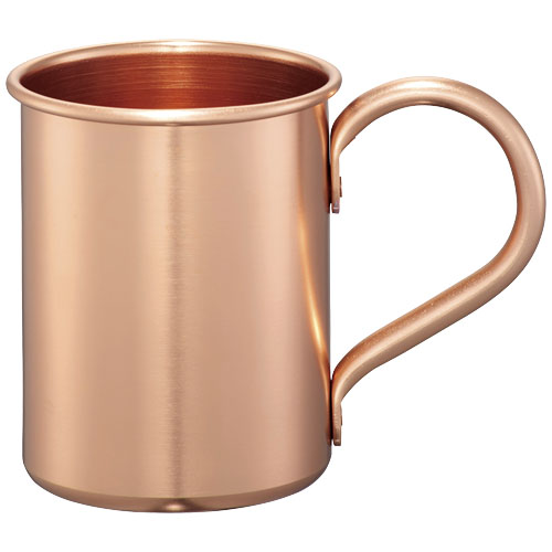 Moscow mule 415 ml mugs gift set in copper