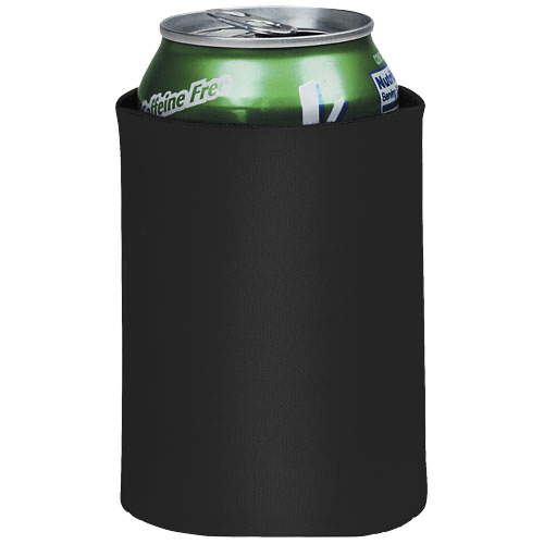 Crowdio insulated collapsible foam can holder in