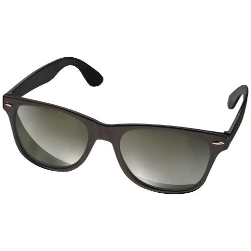 Baja sunglasses in black-solid-and-orange