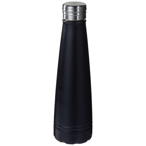Duke 500 ml copper vacuum insulated sport bottle in