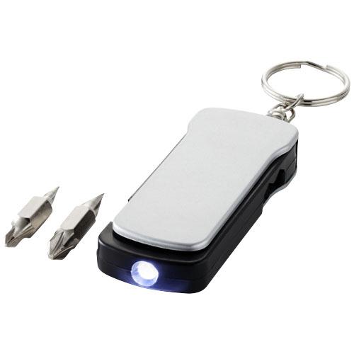 Maxx 6 function key light in silver