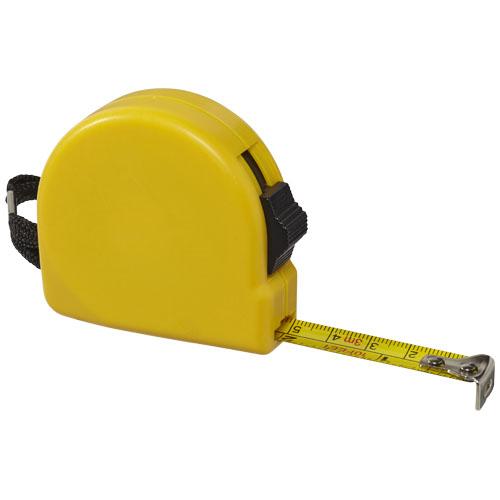 Clark 3 metre measuring tape in yellow