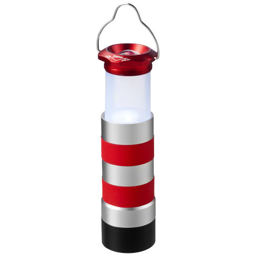 1W Lighthouse Torch in red-and-silver