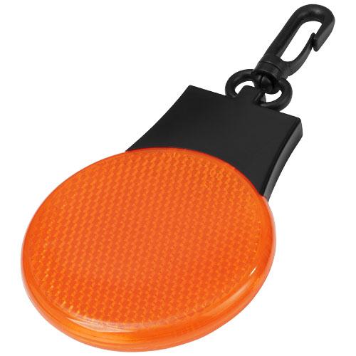 Blinki reflector LED light in orange