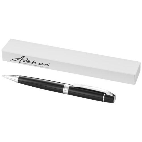 Johannesburg ballpoint pen in black-solid