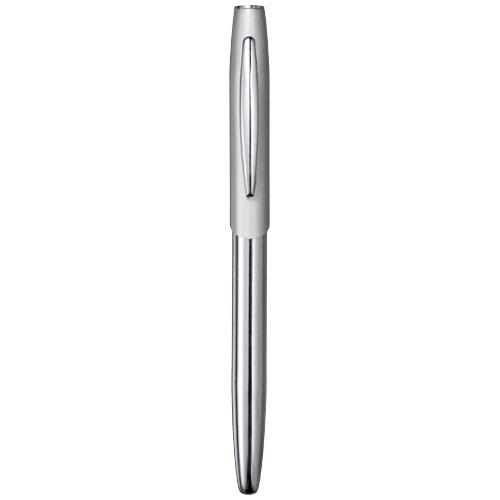Geneva rollerball pen in silver