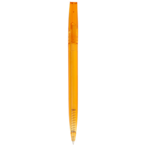 London ballpoint pen in orange