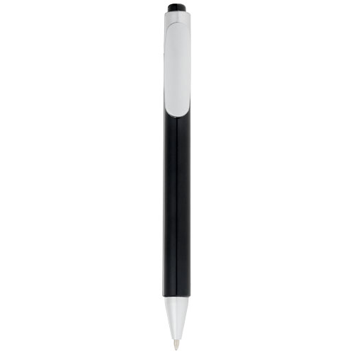 Athens ballpoint pen in black-solid