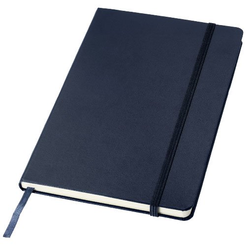 Classic A5 hard cover notebook in navy