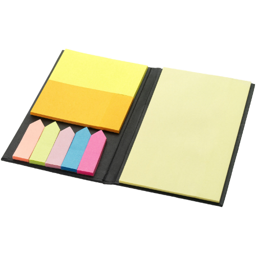 Eastman sticky notes set in black-solid
