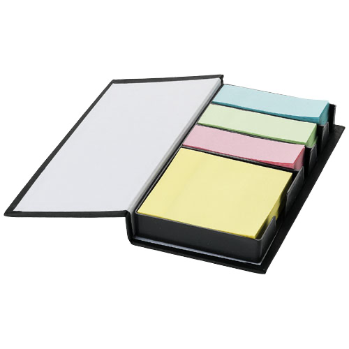 Mestral sticky notes set in black-solid