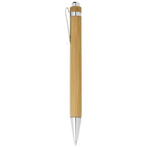 Celuk bamboo ballpoint pen in brown