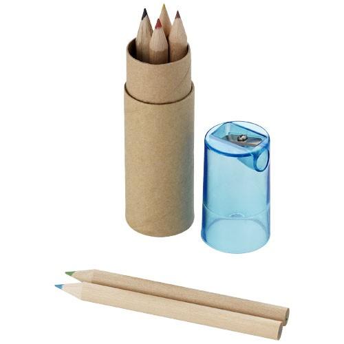 Kram 7-piece coloured pencil set in