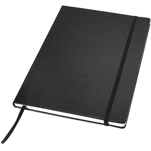 Executive A4 hard cover notebook in