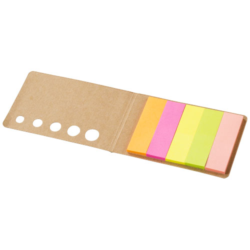 Fergason coloured sticky notes set in natural