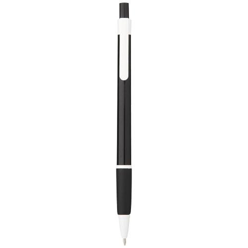 Malibu ballpoint pen in black-solid