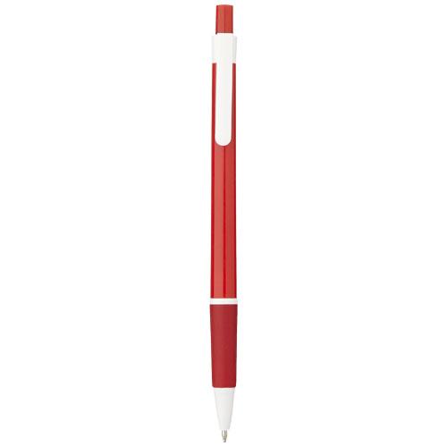 Malibu ballpoint pen in red