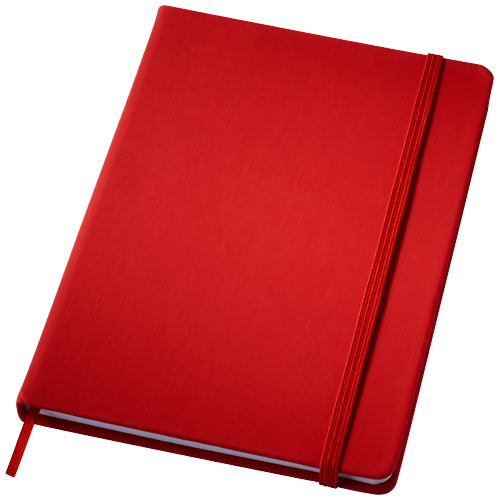 Rainbow Notebook M in white-solid