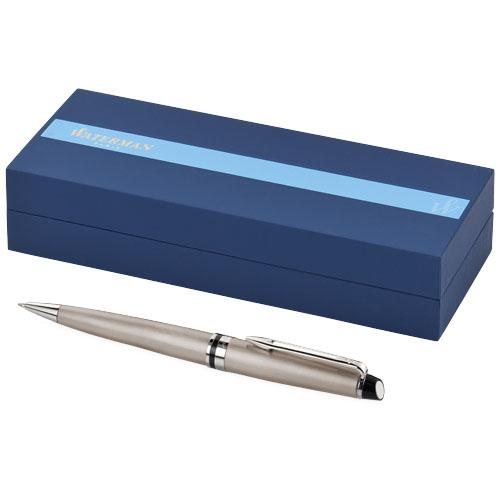 Expert ballpoint pen in taupe
