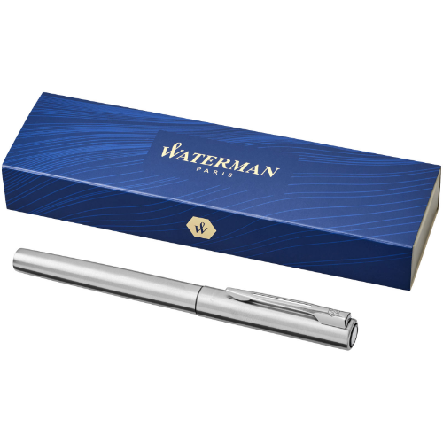 Graduate rollerball pen in chrome