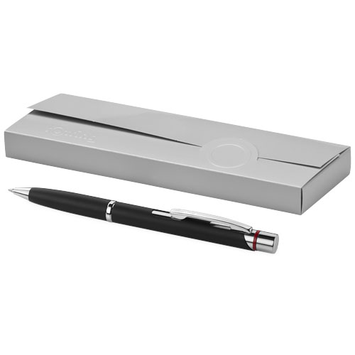 Madrid ballpoint pen in black-solid