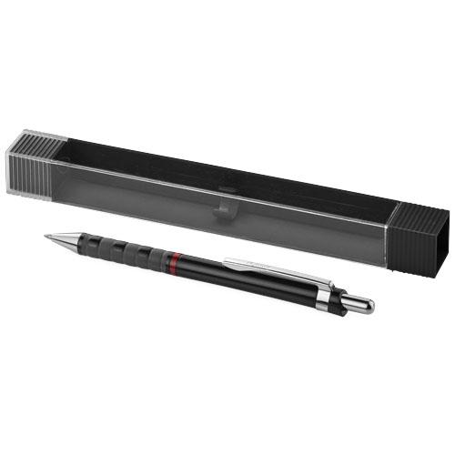 Tikky ballpoint pen in black-solid