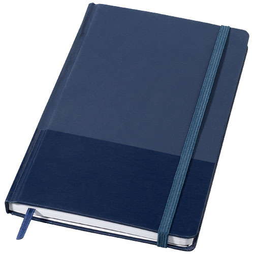 Dublo hard cover notebook in blue