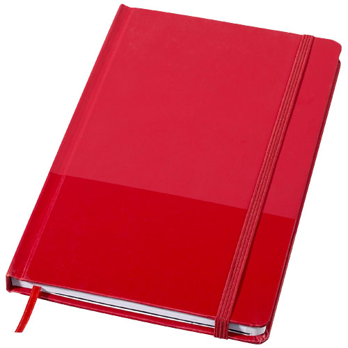 Dublo hard cover notebook in red