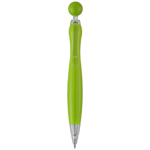 Naples ballpoint pen in lime